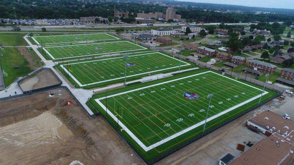 National Youth Football & Sports Complex - HOF Village Sports